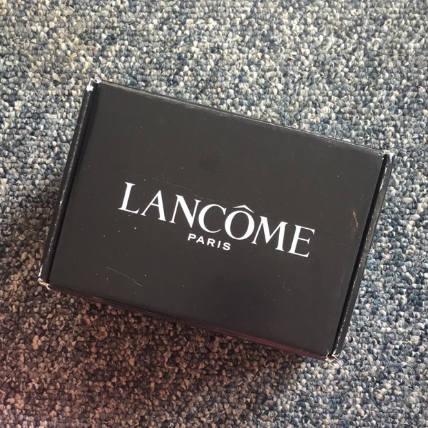 Lancome from Influenster package