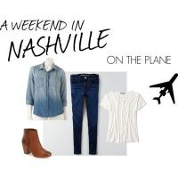 Nashville: A weekend of adventures and overpacking